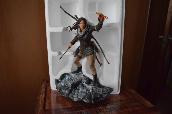 Tomb Raider Rise of The TR, collector