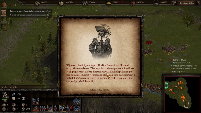 Cossacks 3 misie