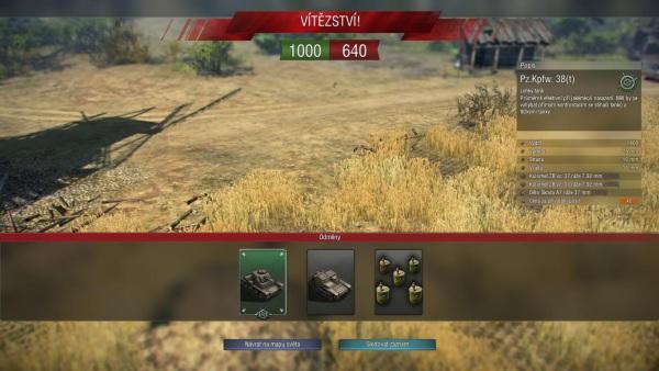 Blitzkrieg 3 obrázky z hry