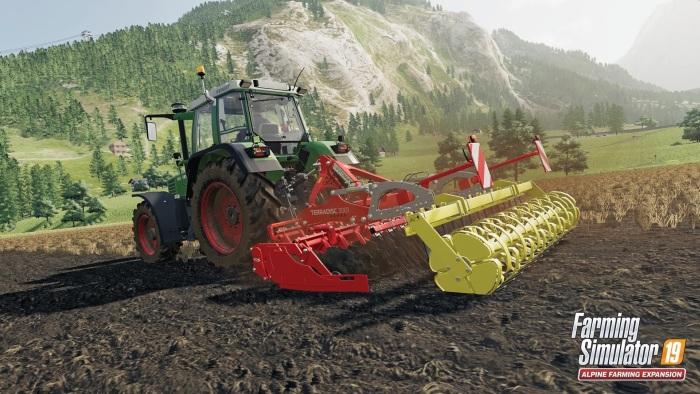 Farming Simulator 19: Alpine extension
