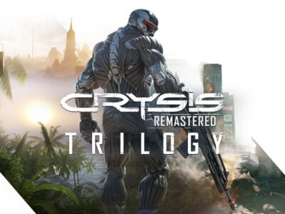 Crysis Remastered trilogy picture